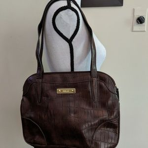 Relic Faux Brown Leather Purse